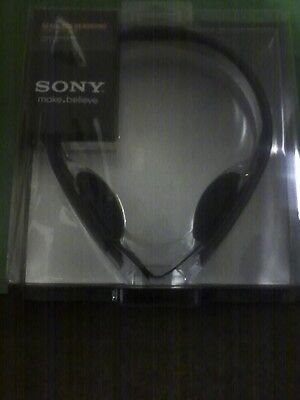 AU50.16 • Buy NEW Sony MDR-770LP Stereo Portable Audio Headphones 30m   MDR770LP