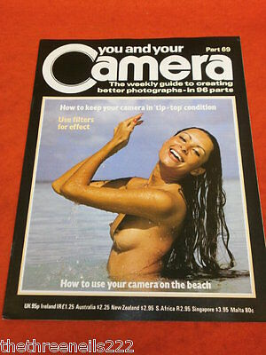 You And Your Camera #69 - Use Your Camera On The Beach • 4.99£