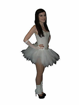AU16.20 • Buy White Neon Tutu Skirt 80s Hen Party Bridal Baby Toddler Girls Wedding Plus Size