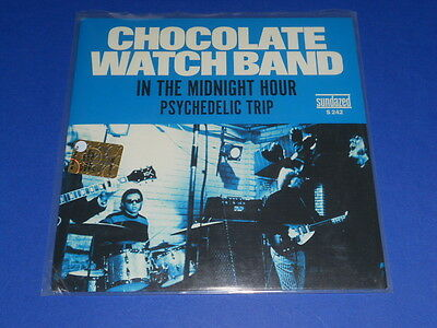 £12.68 • Buy Chocolate Watch Band - In The Midnight Hour / Psychedel Trip - NUOVO