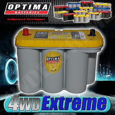 AU420 • Buy Optima D31a Yellow Top Battery 12 Volt Agm 975cca Deep Cycle Suit N70zz And N70z
