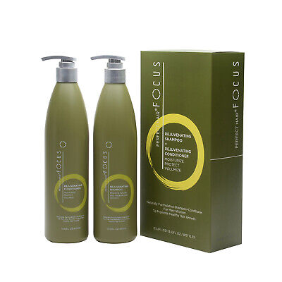 £17.70 • Buy Perfect Hair Focus Shampoo & Conditioner Promote Longer Fuller Hair Growth FAST