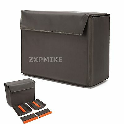 New Partition Padded Insert Protection Case For Canon EOS 600D 650D 550D 50D • 11.99£