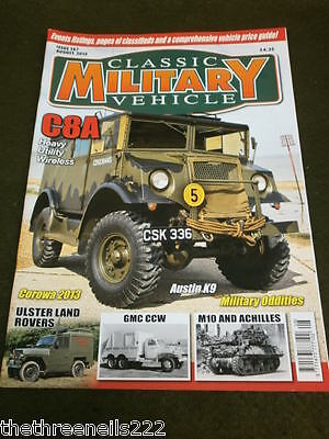 Classic Military Vehicle - C8a - Aug 2013 • 6.99£