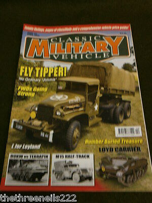 Classic Military Vehicle - Fly Tipper - April 2012 • 6.99£