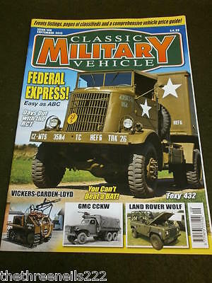 Classic Military Vehicle - Land Rover Wolf - Sept 2013 • 6.99£