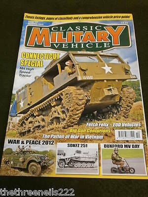 Classic Military Vehicle - Sdkfz 251 - Oct 2012 • 6.99£