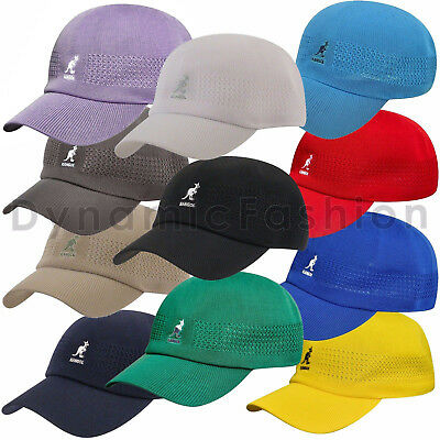 41a9a60ec78 100% Authentic Mens KANGOL Tropic Ventair Spacecap Hat 1456BC Sizes S M L  XL XXL • 33.15
