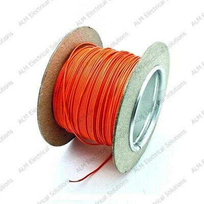 0.5mm 12V 24V Automotive Marine Auto Cable 11Amp Thinwall All Colours & Lengths • 14.99£