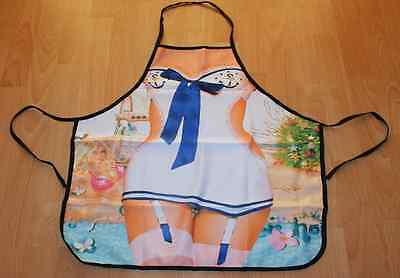 Fabric Cool Sexy Cooking Lady Pattern Funny Aprons For Women High Quality • 9.99£