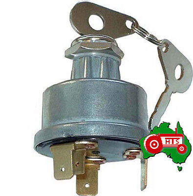 AU39 • Buy Tractor Ignition Switch Chamberlain MK 2 MK 3 9G C670 C6100 236 Countryman 6