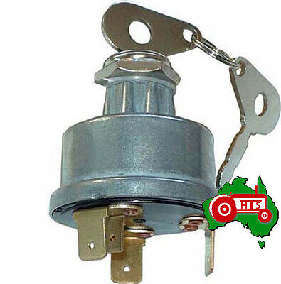 AU26.74 • Buy Tractor Ignition Switch Chamberlain MK 2 MK 3 9G C670 C6100 236 Countryman 6