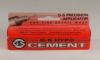 £7.90 • Buy GLUE CEMENT FOR WATCH CRYSTALS  Mineral Glass Acrylic Crystal Glasses Adhesive