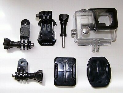 $ CDN25.36 • Buy Genuine GoPro Hero 4,3,3+ Waterproof Housing Case+spare Parts