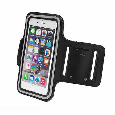 Sports Running Jogging Gym Armband Waterproof Cover For IPhone 5,5s,5c Black • 2.99£
