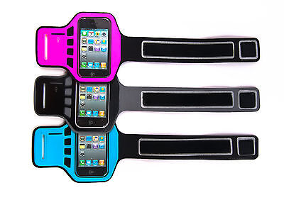 £6.95 • Buy Ultimate IPhone 4, 4G, 4s Supreme Quality Jogging Running Gym Cycling Armband