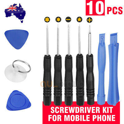AU4.75 • Buy Screen Repair Tool Kit Opening Screwdriver For IPhone X 7 8 6S Plus Pentalobe
