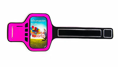 £4.95 • Buy Ultimate Hot Pink Samsung S3, S4 Supreme Quality Jogging Running Sports Armband