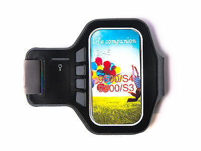 £4.95 • Buy Ultimate Black Samsung S3, S4 Supreme Quality Jogging Running Sports Armband