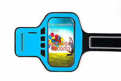 £4.95 • Buy  Ultimate Blue Samsung S3, S4 Supreme Quality Jogging Running Sports Armband