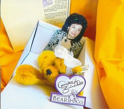 £51.21 • Buy Annette Funicello Plush Bear Unseen Unique Refrigrate Magnet & Personal Property