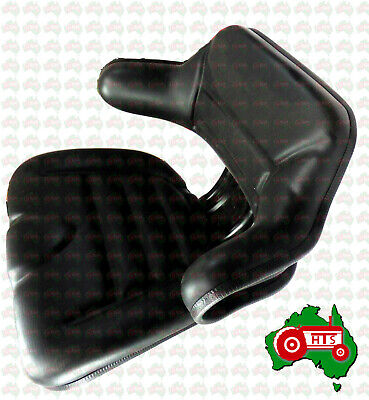 AU124.99 • Buy Tractor Suspension Seat Wraparound To Fit Bobcat Backhoe Tractor