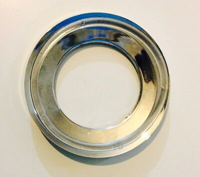 £5.99 • Buy  Mounting Ring For GLASS BASIN Sink Chrome Mount Support Drain Spacer