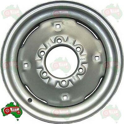 AU95 • Buy Tractor Front Wheel Rim 550 X 16  Ford Fordson New Holland Suit 750 X 16  Tyre