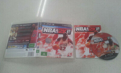 AU14.99 • Buy NBA 2K11 PS3 Game USED (999)
