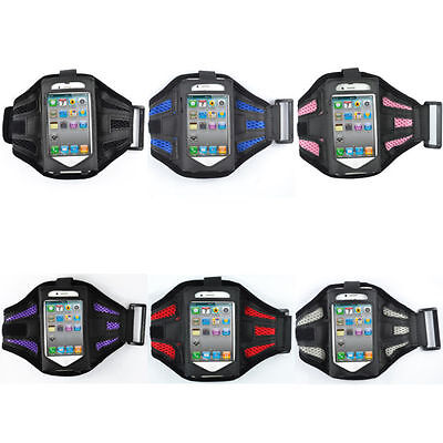 £2.99 • Buy IPhone 6 Mesh 4.7  Armband Case For Sports, Cycling, Running, Jogging, Gym Cover
