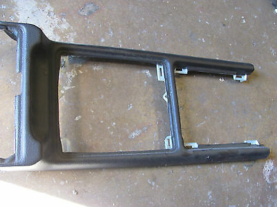 $55 • Buy 2003 2004 2005 2006 Lincoln Ls Upper Console Top Black