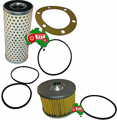 AU42 • Buy Fuel Oil Filter Kit Chamberlain Tractor 9G MK2 Industrial Backhoe Early Model
