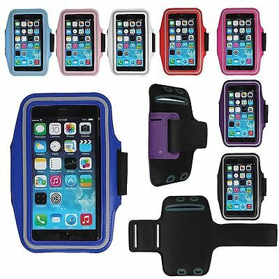 IPhone 6 Plus 5.5  Armband Case For Sports, Cycling, Running, Jogging, Gym Cover • 4.95£
