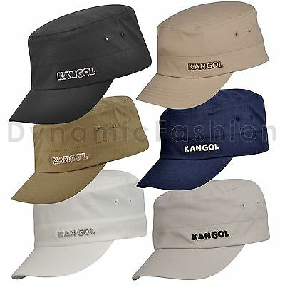 0219f6b71a6 Authentic KANGOL Flexfit Cotton Ripstop Army Cap Hat K0533CO S M L XL •  30.60