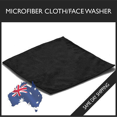AU6.45 • Buy Microfiber Towel Cloth SPORT FOOTY TRAVEL GYM FACEWASHER MICROFIBRE HANDKERCHIEF