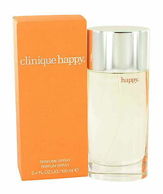 Clinique Happy For Women 100ml Perfume Spray Brand New & Sealed • 30.98£