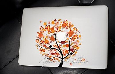 $9.99 • Buy Tree Decal Sticker Skin Stickers Decals For Macbook Pro Air 13 15 17 '' Inch AT