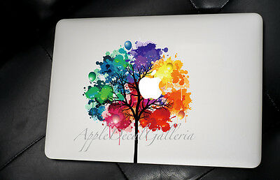 $9.99 • Buy Tree Decal Sticker Skin Stickers Decals For Macbook Pro Air 13 15 17 '' Inch TR