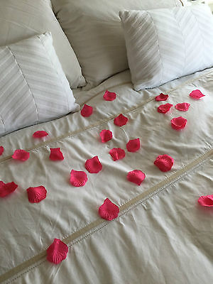 Bag Of Roses Petals Grey Valentines Day Rose Confetti Romantic 50 Shades Gift  • 2.24£
