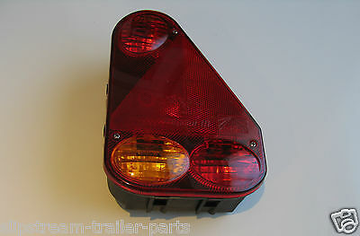 R/h Trailer Rear Light Aspock Earpoint 3 P6e, Bv64 To Fit To Ifor Williams • 24.99£
