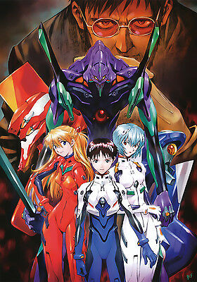 £13.99 • Buy 0362 Neon Genesis Evangelion Japanese Anime Giant LARGE WALL Poster A1,A2,A3,A4