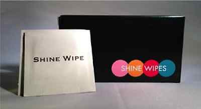 4 Alcohol Shine Wipes -   Gel Polish / Nail Gel -sticky Residue Removal  • 1.49£