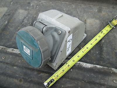 $35 • Buy Outdoor Power Plug, For Military Shelter? Or Equipment Pass & Seymour, Used