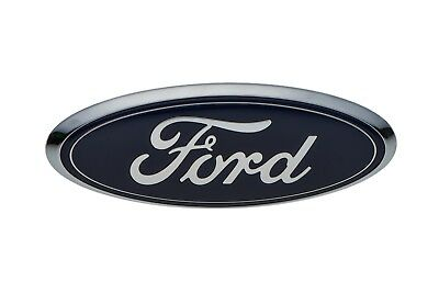 $31.45 • Buy 2009-2014 Ford F-150 Tailgate Blue Ford Oval 7 Inch Emblem OEM NEW CL3Z9942528B