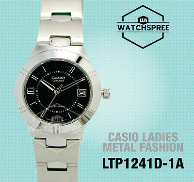 $ CDN44.39 • Buy Casio Women's Classic Series Watch LTP1241D-1A