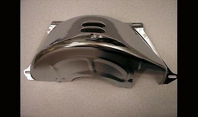 $32.50 • Buy Chrome Chevy Turbo TH350 TH400 Chevrolet 350 Flywheel Flexplate Dust Cover