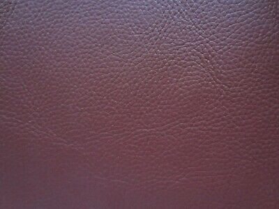 £6.95 • Buy PIECE GENUINE LEATHER OX BLOOD 30x25cm SUEDE SCRAP/REMNANT/OFFCUT/REPAIR PATCH