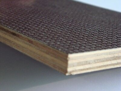 18mm Phenolic Plywood 22 SHEET OFFER  Mesh Face Non Slip Trailer Floor Horse Box • 1,300£