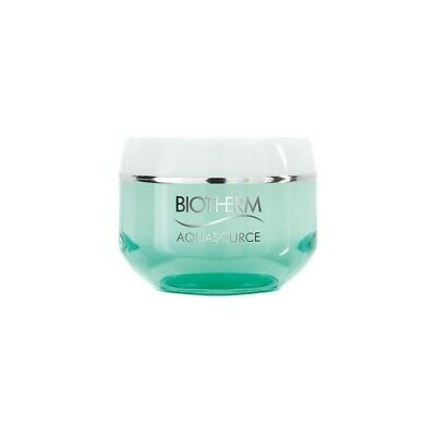BIOTHERM Aquasource Moisturizer Cream For Normal And Combination Skin 50 Ml • 39.56£