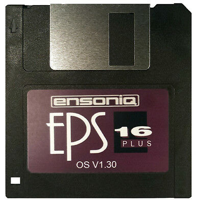 $10 • Buy Ensoniq EPS 16+ OS Operating System Disk V1.30 +26 Instruments! Over 85 Sold